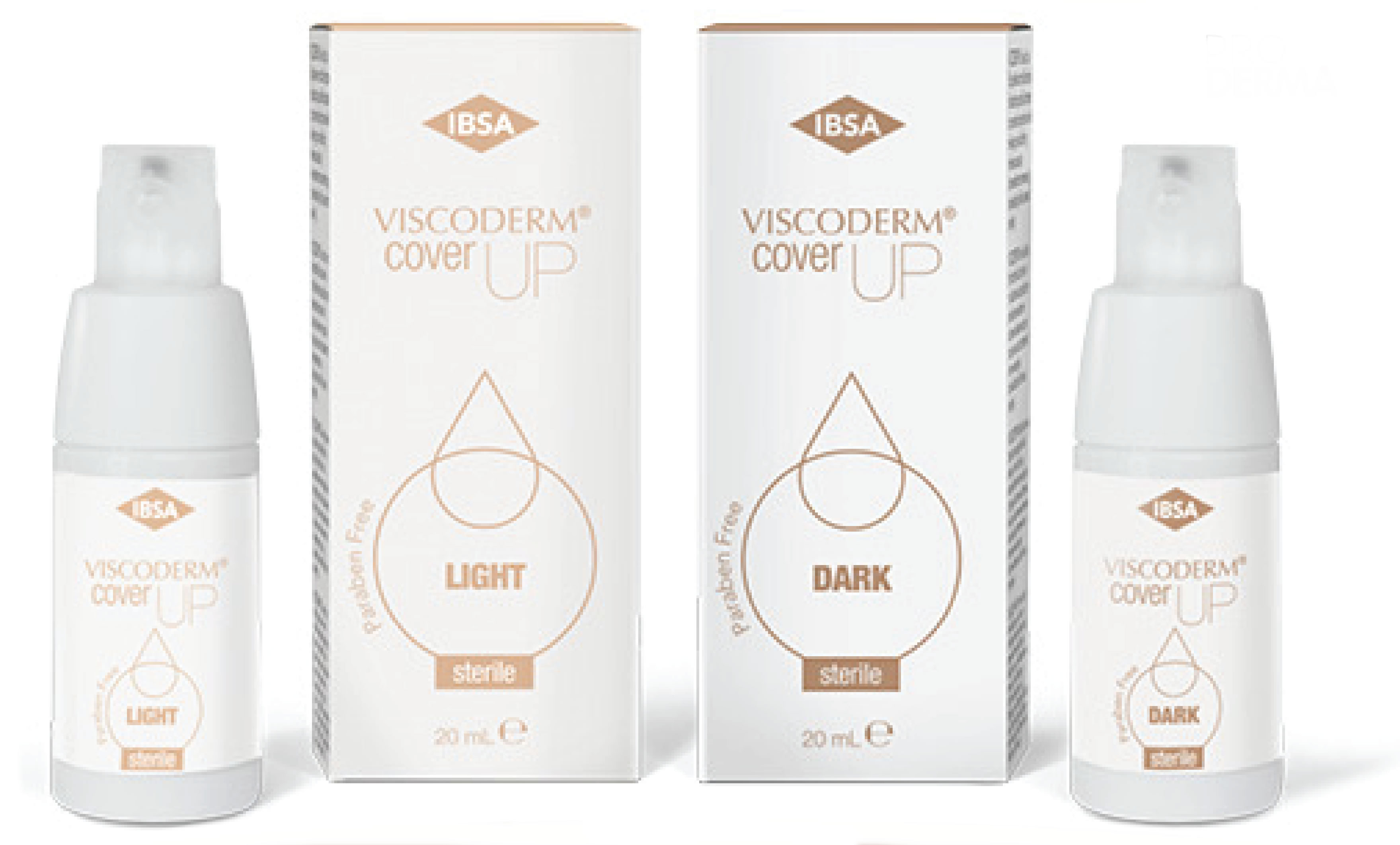 VISCODERM® Cover Up